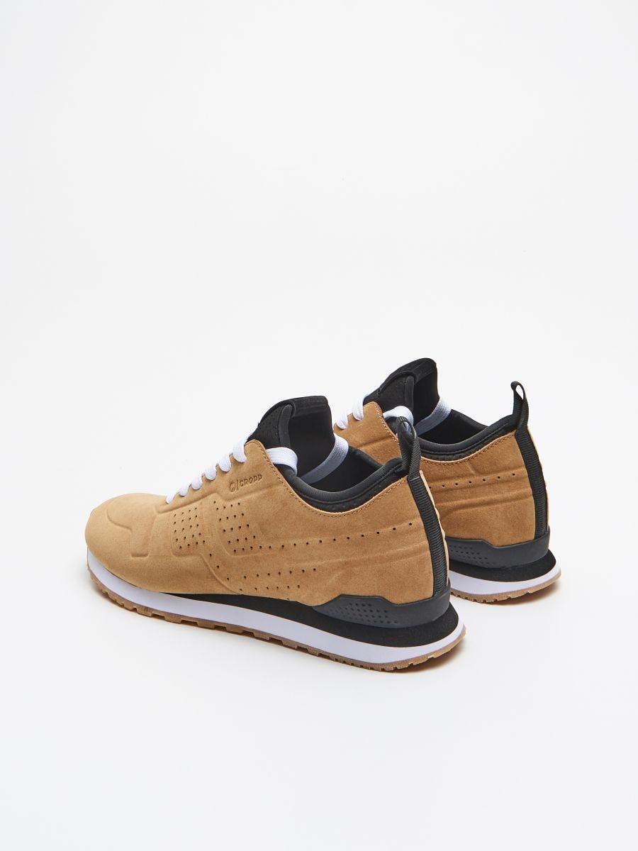 Pantofi Sneakers - GALBEN - WN931-18X - Cropp - 5