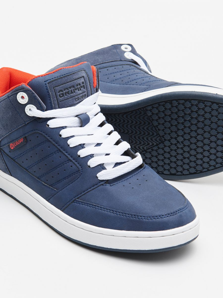 MEN`S SNEAKERS - BLEUMARIN - WN935-59X - Cropp - 2