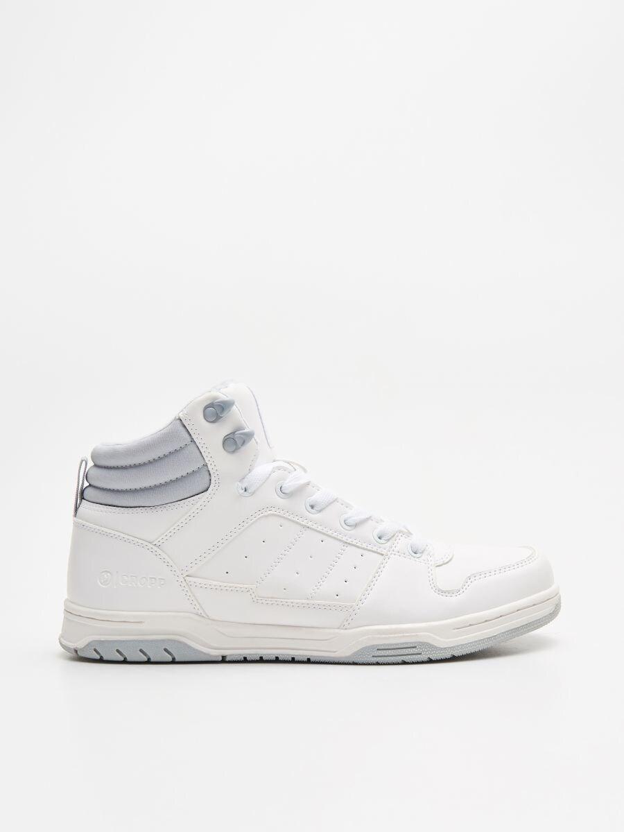 Sneakerși înalți - ALB - WN940-00X - Cropp - 1