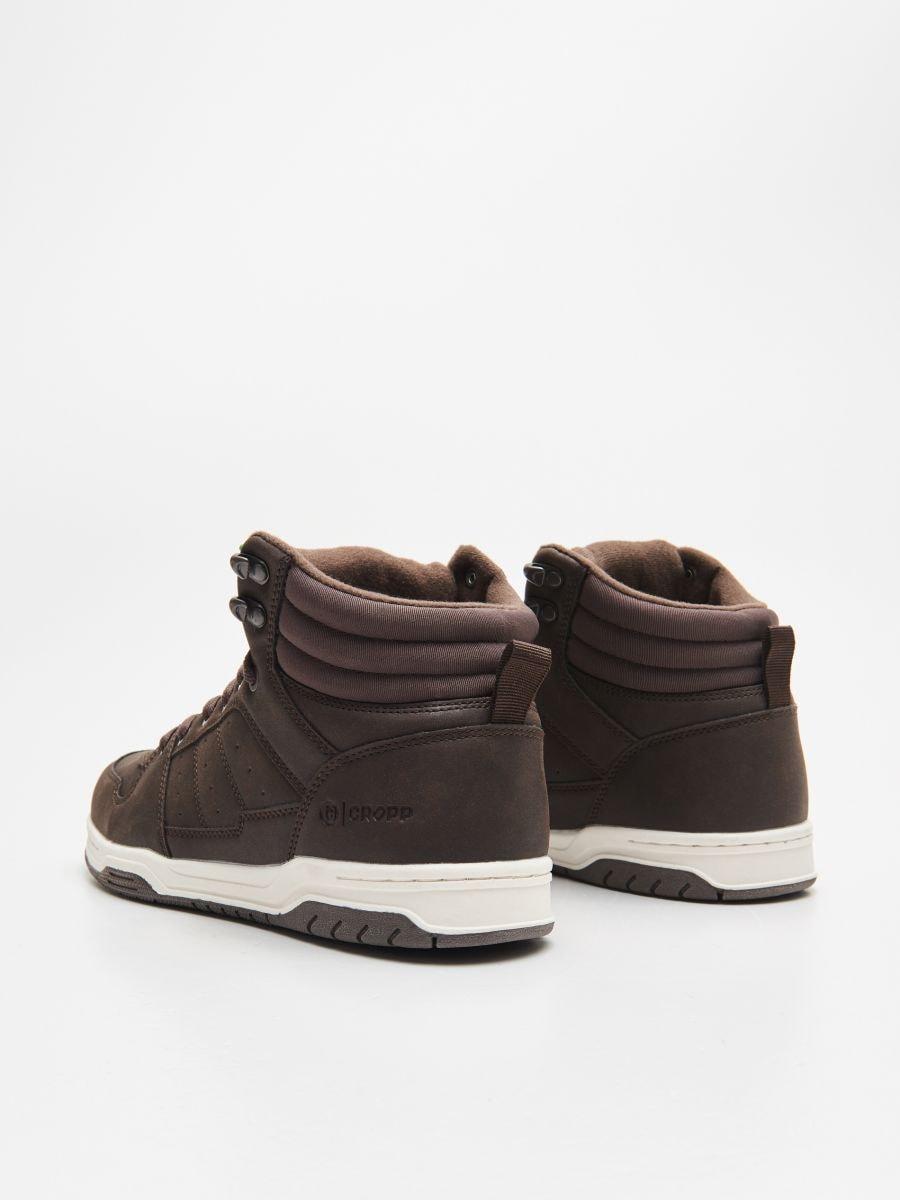 Sneakerși înalți - MARO - WN940-88X - Cropp - 4