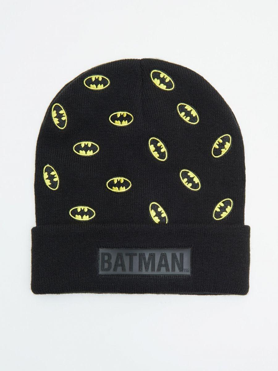 Căciulă Batman - NEGRU - XC406-99X - Cropp - 1