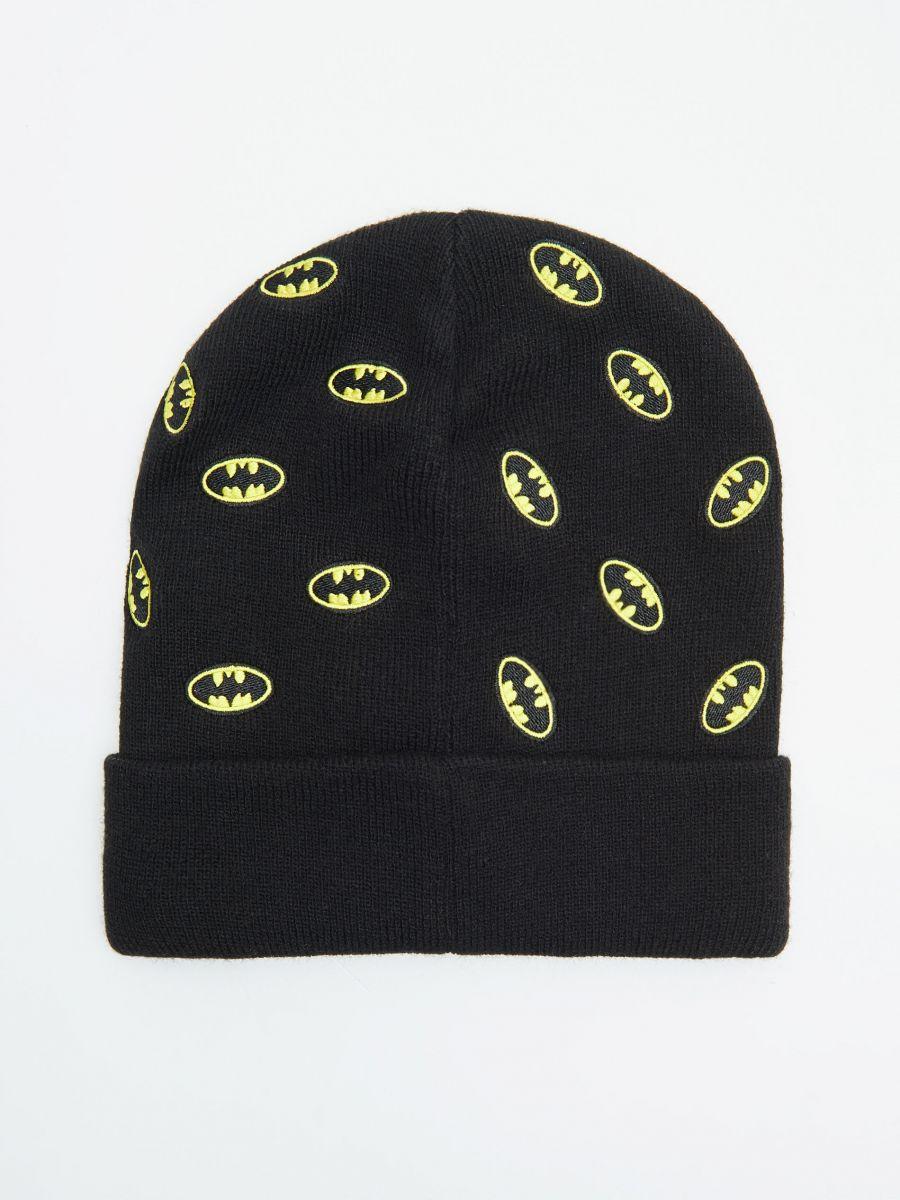 Căciulă Batman - NEGRU - XC406-99X - Cropp - 2