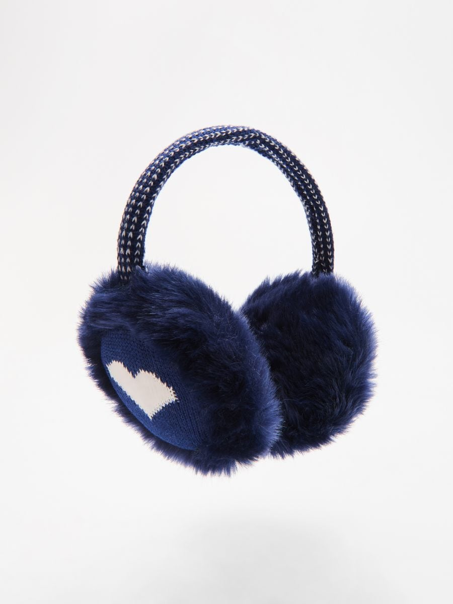 Apărători pentru urechi - BLEUMARIN - XH341-59X - Cropp - 1