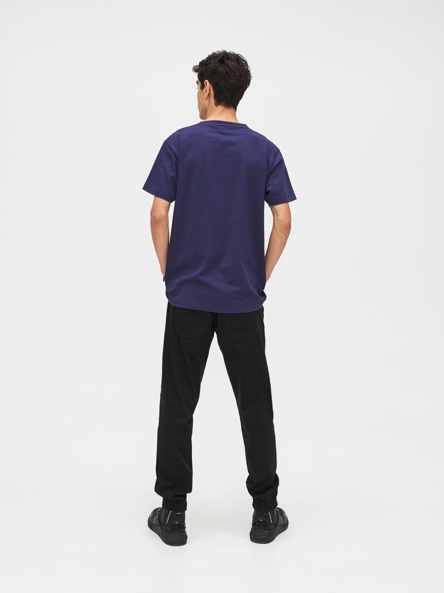 Tricou cu imprimeu Space - BLEUMARIN - XP523-59X - Cropp - 5