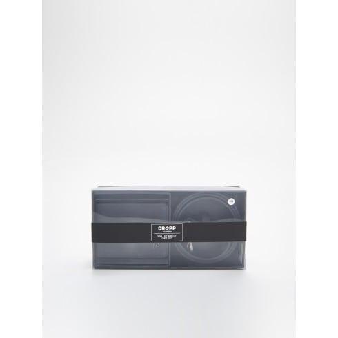 Set: curea și portofel
