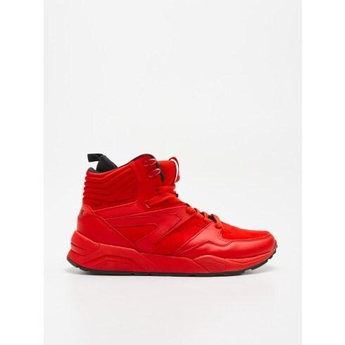 Pantofi cu închidere la gleznă
