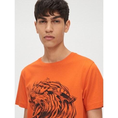 Tricou cu tigru