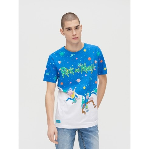 Tricou Rick And Morty