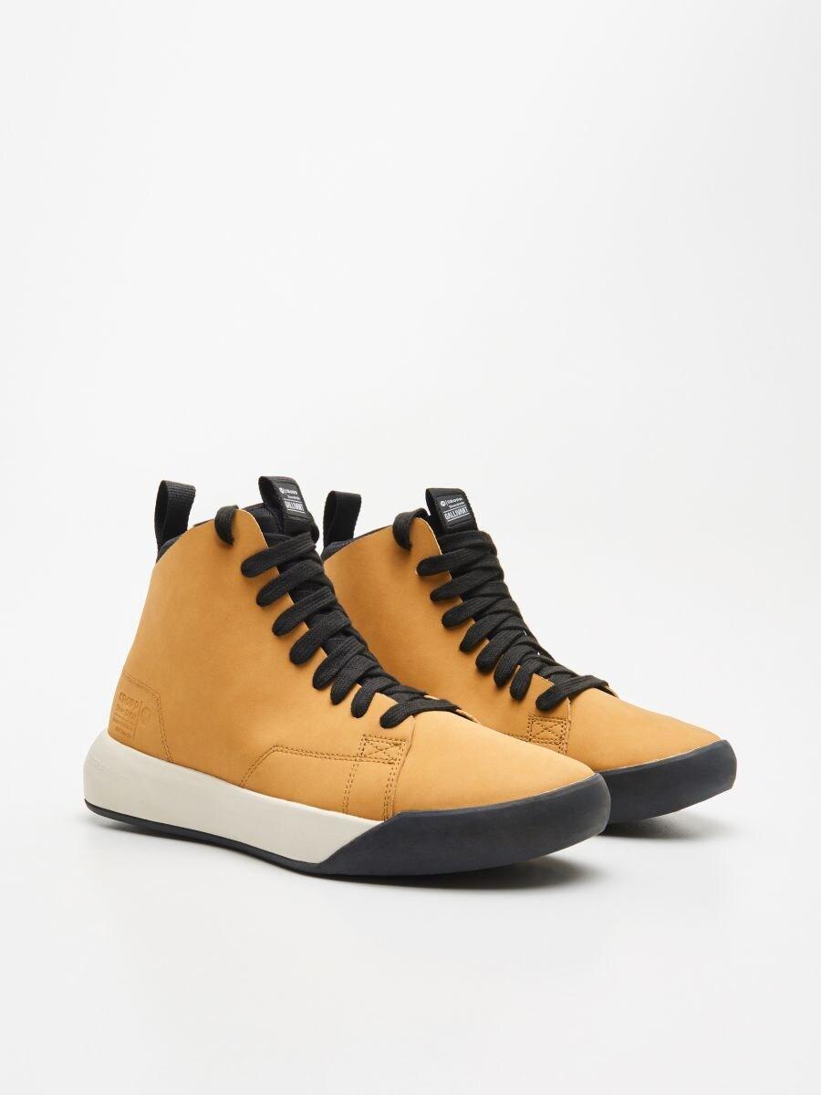 Bőr sneaker cipő, CROPP