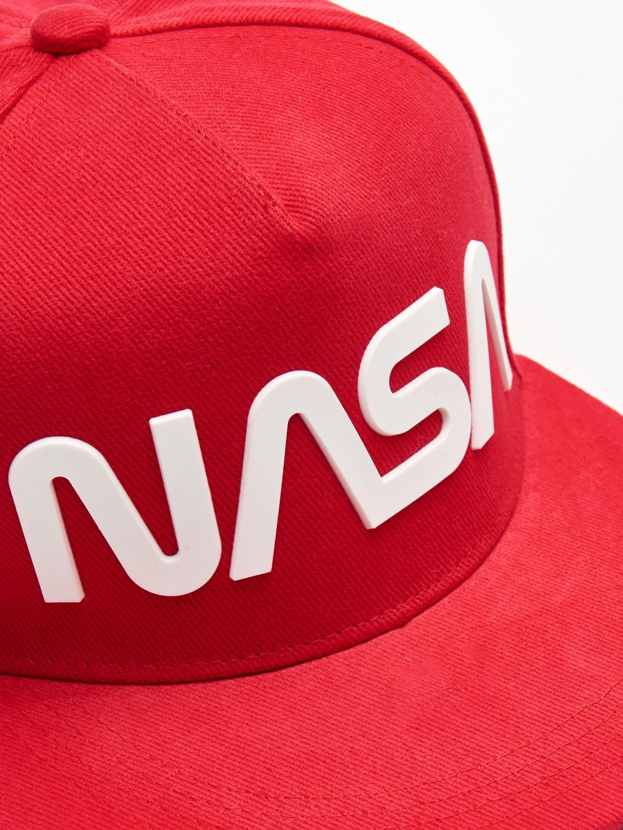 NASA baseball sapka - PIROS - XR494-33X - Cropp - 2