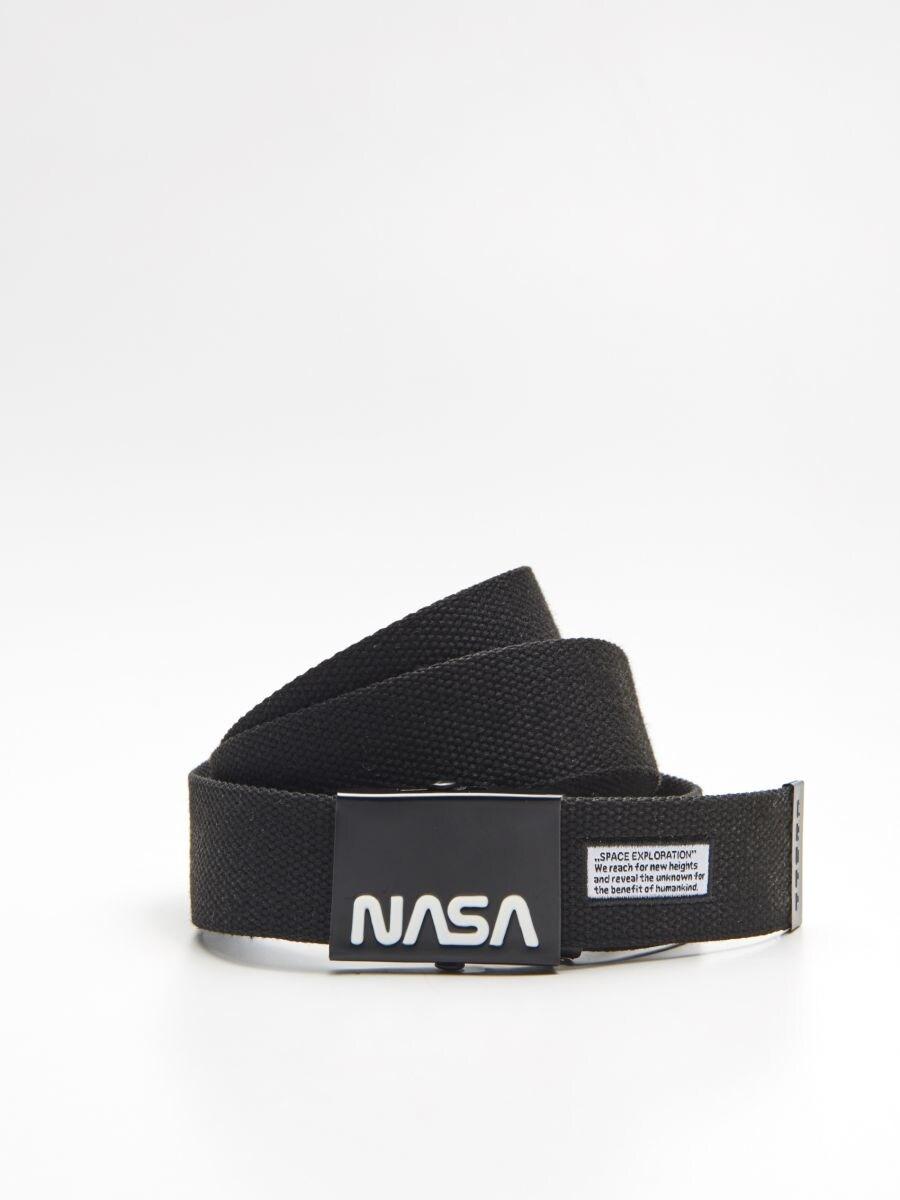 NASA textilöv - FEKETE - YO396-99X - Cropp - 1