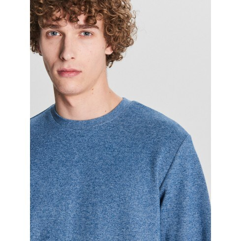 Basic pulóver