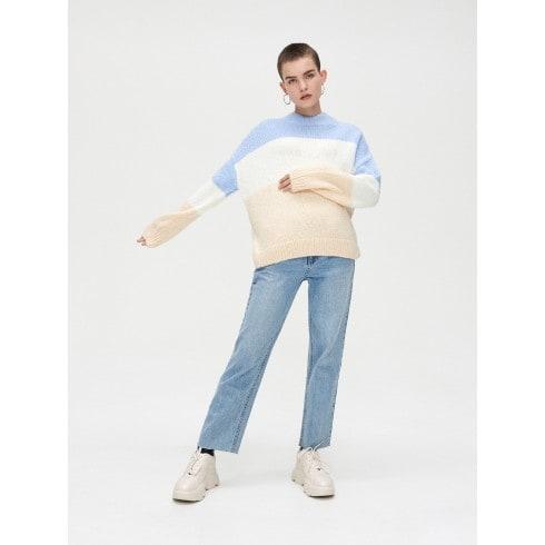 Bő pulóver