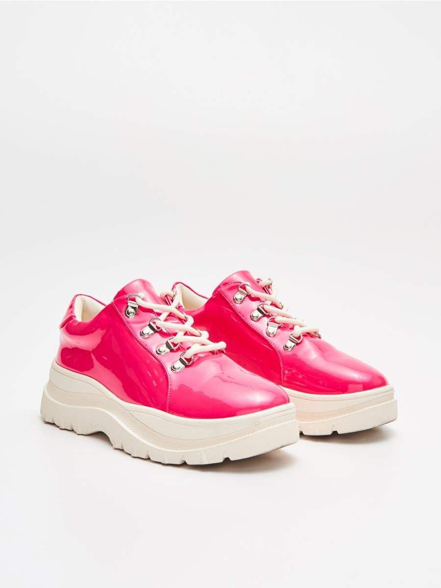 Thick-soled shoes - ROSA - WE865-43X - Cropp - 3