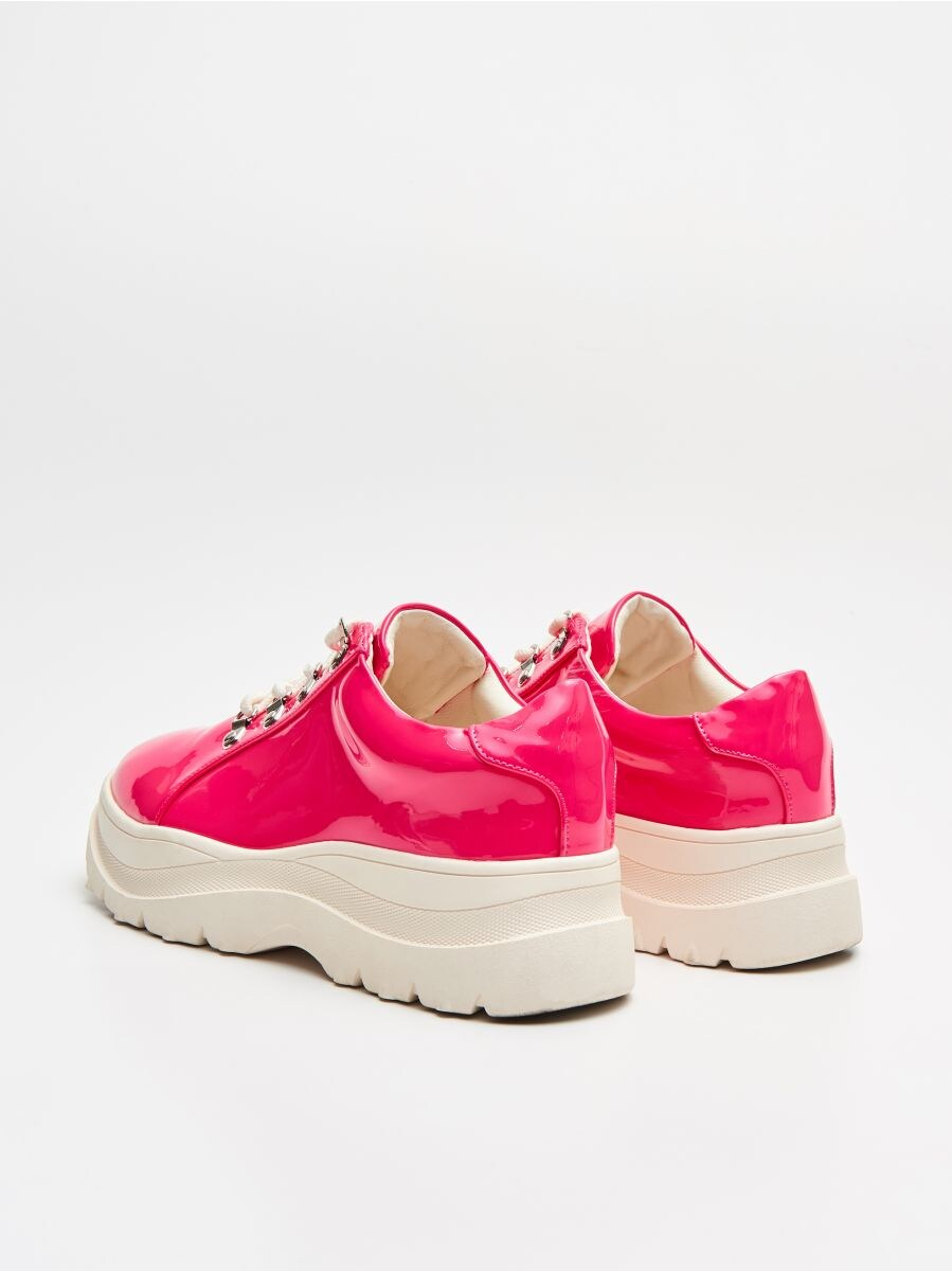 Thick-soled shoes - ROSA - WE865-43X - Cropp - 5