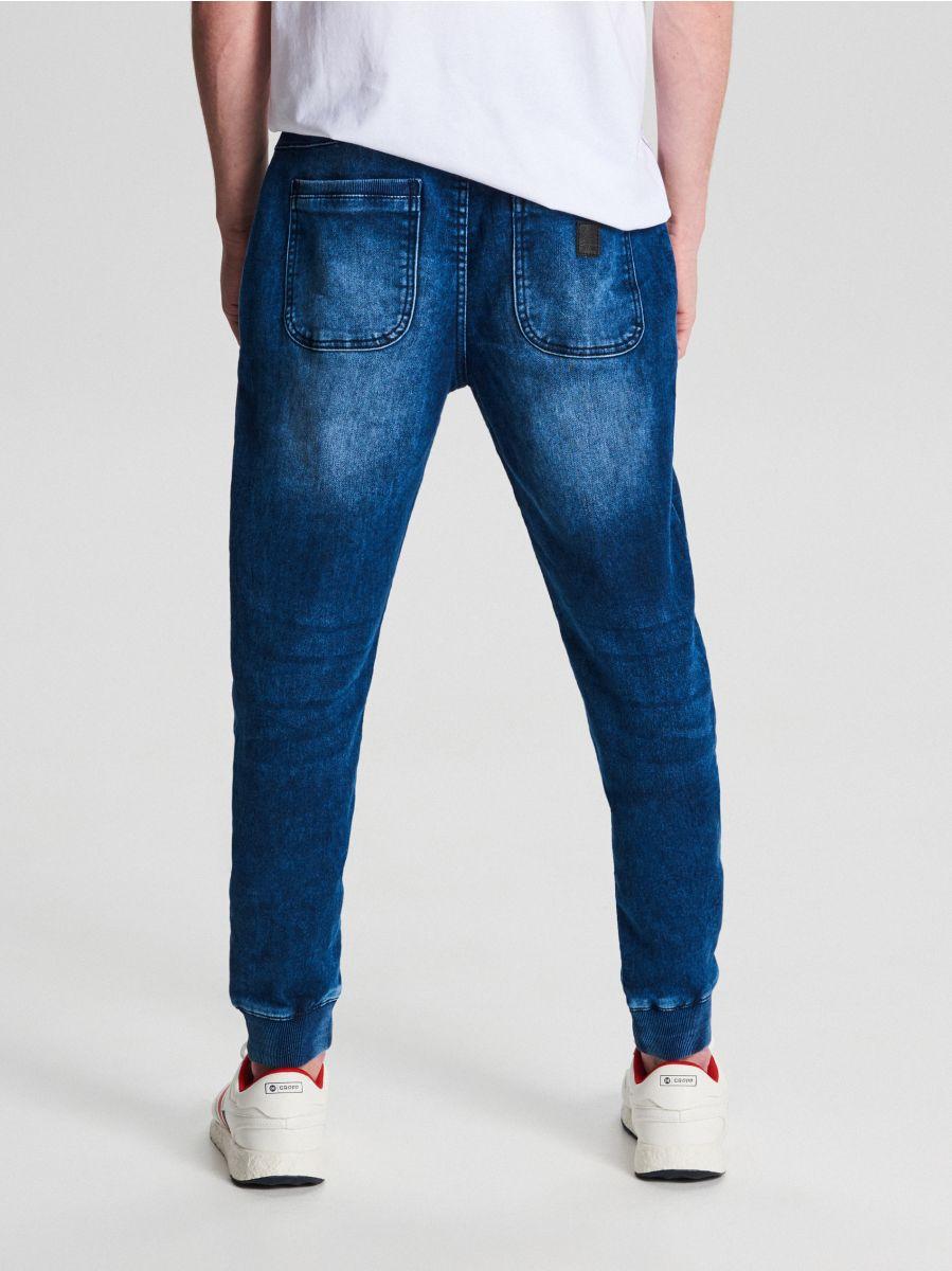 Jeans trousers - MARINEBLAU - WP392-59J - Cropp - 4