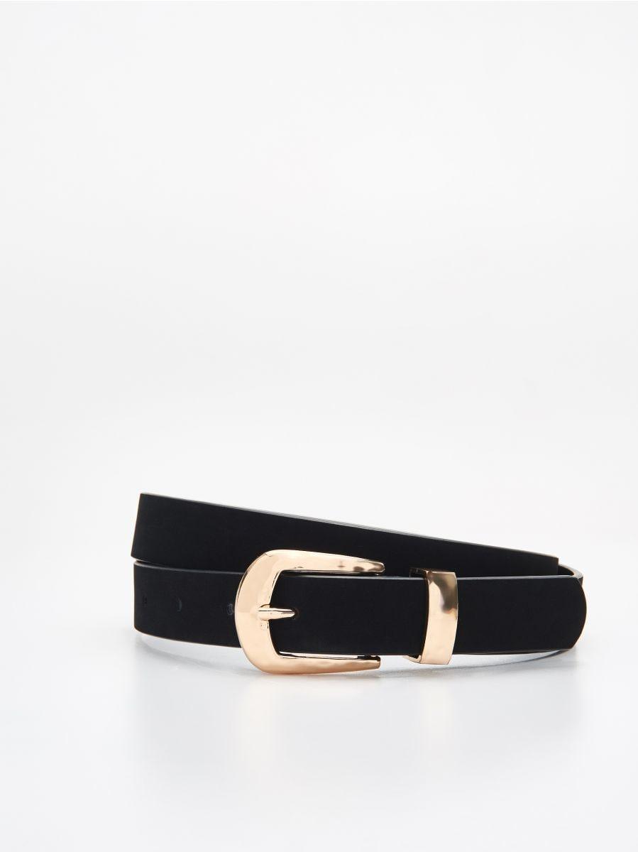 Belt - SCHWARZ - XX416-99X - Cropp - 1