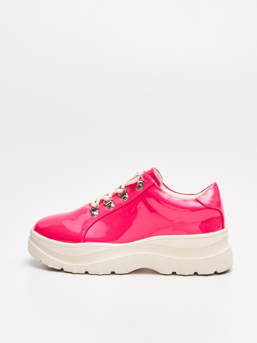 Thick-soled shoes - ROSA - WE865-43X - Cropp - 4