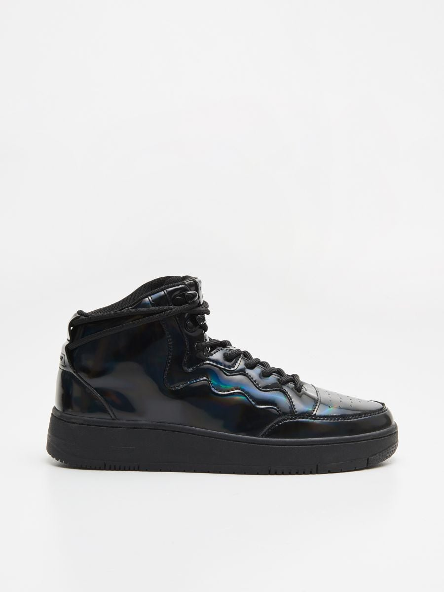 Ankle top sneakers - SCHWARZ - WE874-99X - Cropp - 1