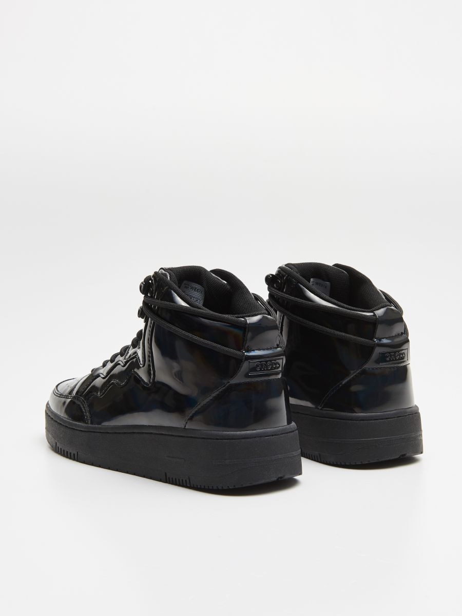Ankle top sneakers - SCHWARZ - WE874-99X - Cropp - 5