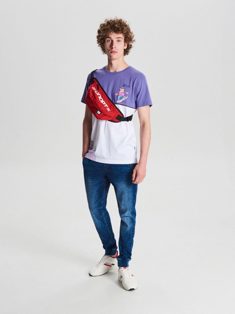 Jeans trousers - MARINEBLAU - WP392-59J - Cropp - 1
