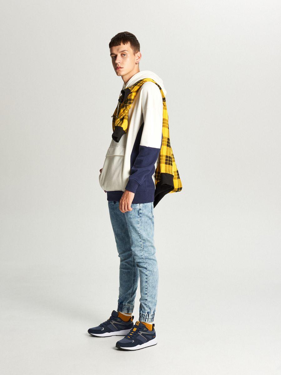 Jogger jeans - BLAU - WP393-55J - Cropp - 1