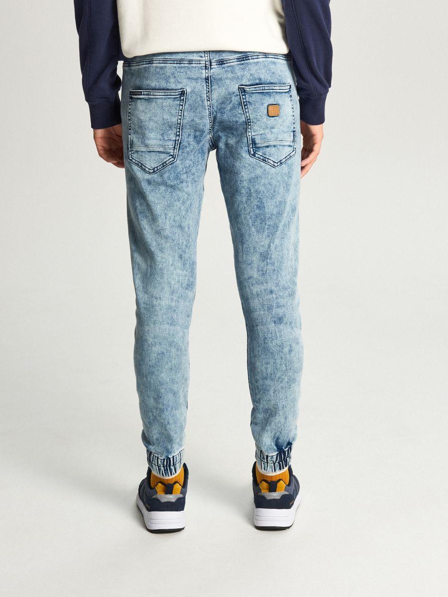 Jogger jeans - BLAU - WP393-55J - Cropp - 3