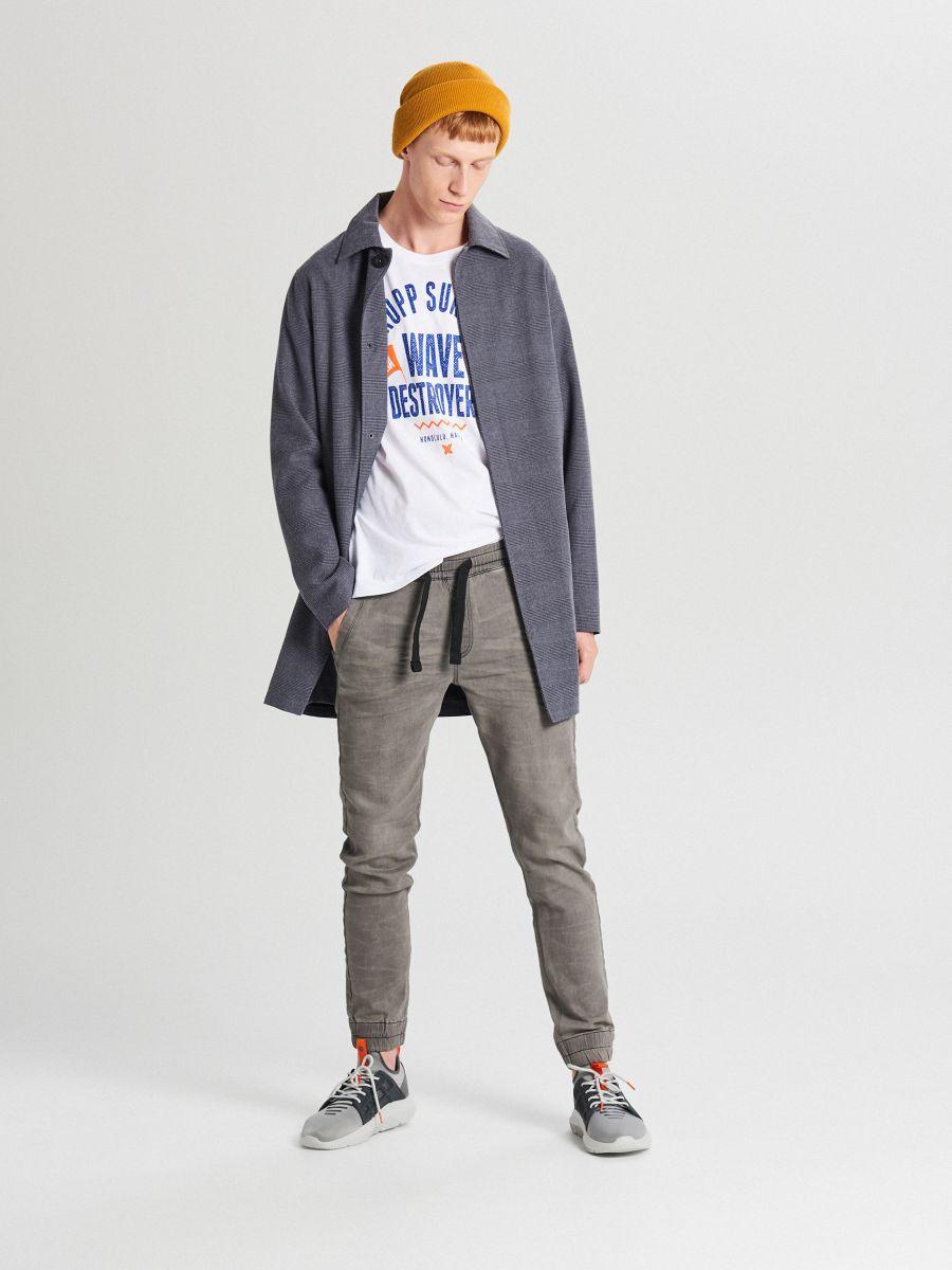 Jogger jeans - GRAU - WP393-90J - Cropp - 1