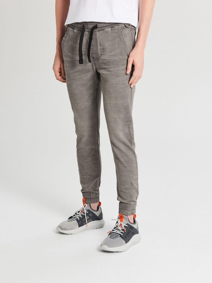 Jogger jeans - GRAU - WP393-90J - Cropp - 2