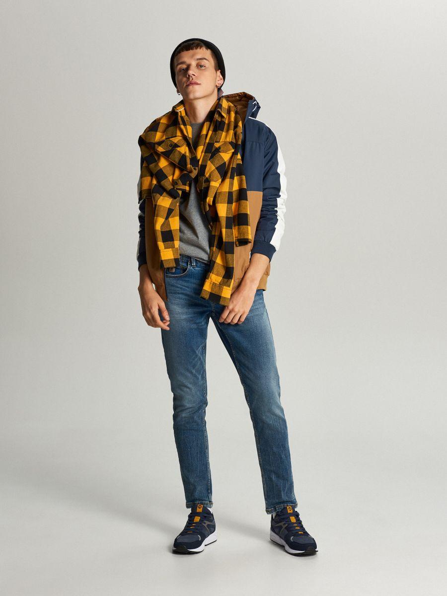 Comfort fit jeans - BLAU - WP402-55J - Cropp - 1