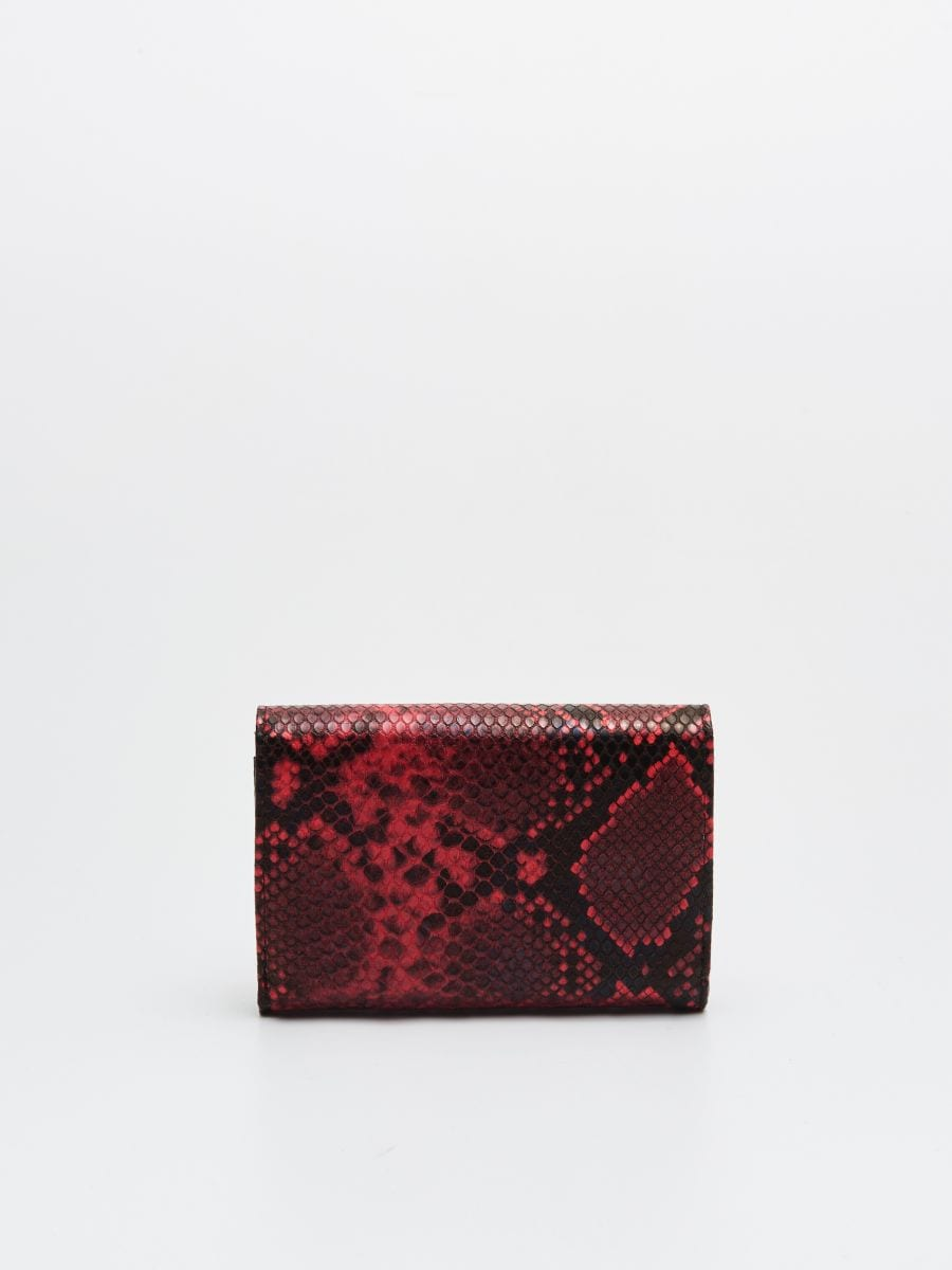 Wallet with decorative fastening - ROT - WR020-33X - Cropp - 3