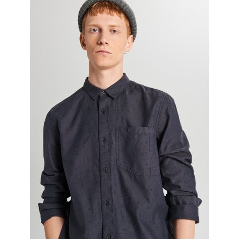 Shirt with micro-pattern