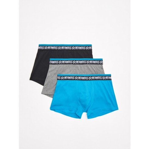 3-pack boxers