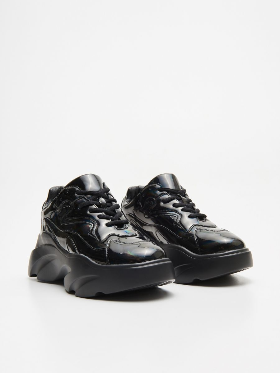 Buty sportowe daddy shoes, CROPP