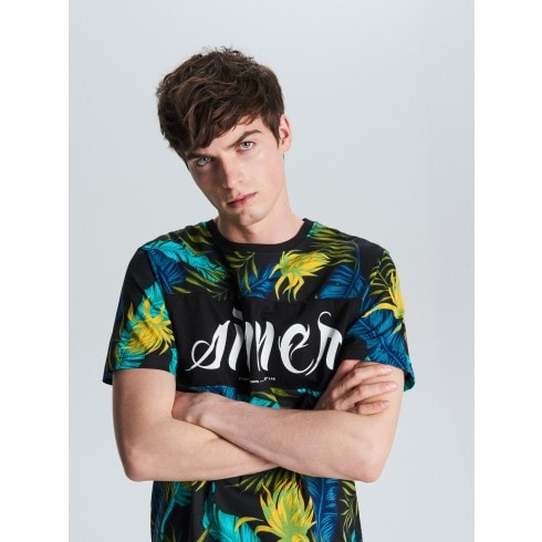 Koszula w liście Sinner