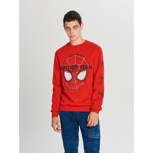Bluza Spiderman