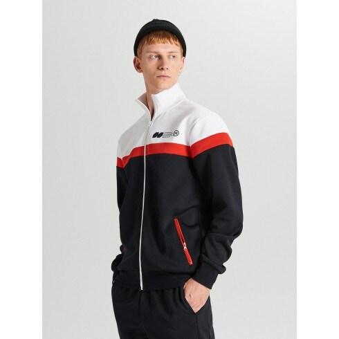 Bluza track jacket