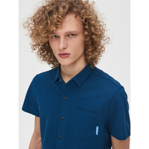 Gładka koszula
