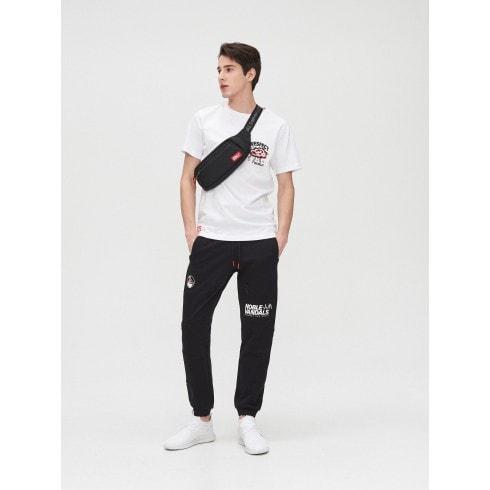 Koszulka z nadrukiem na plecach