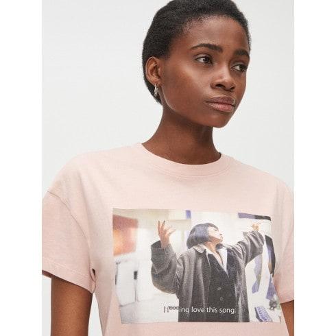 Koszulka Pulp Fiction