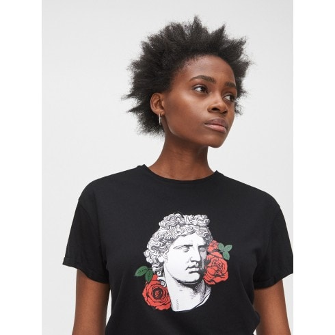 Koszulka z printem