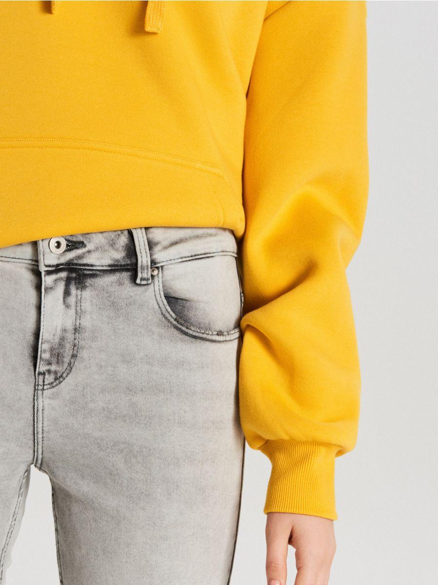 Джинсы comfort fit - светло-серый - WC910-09J - Cropp - 3