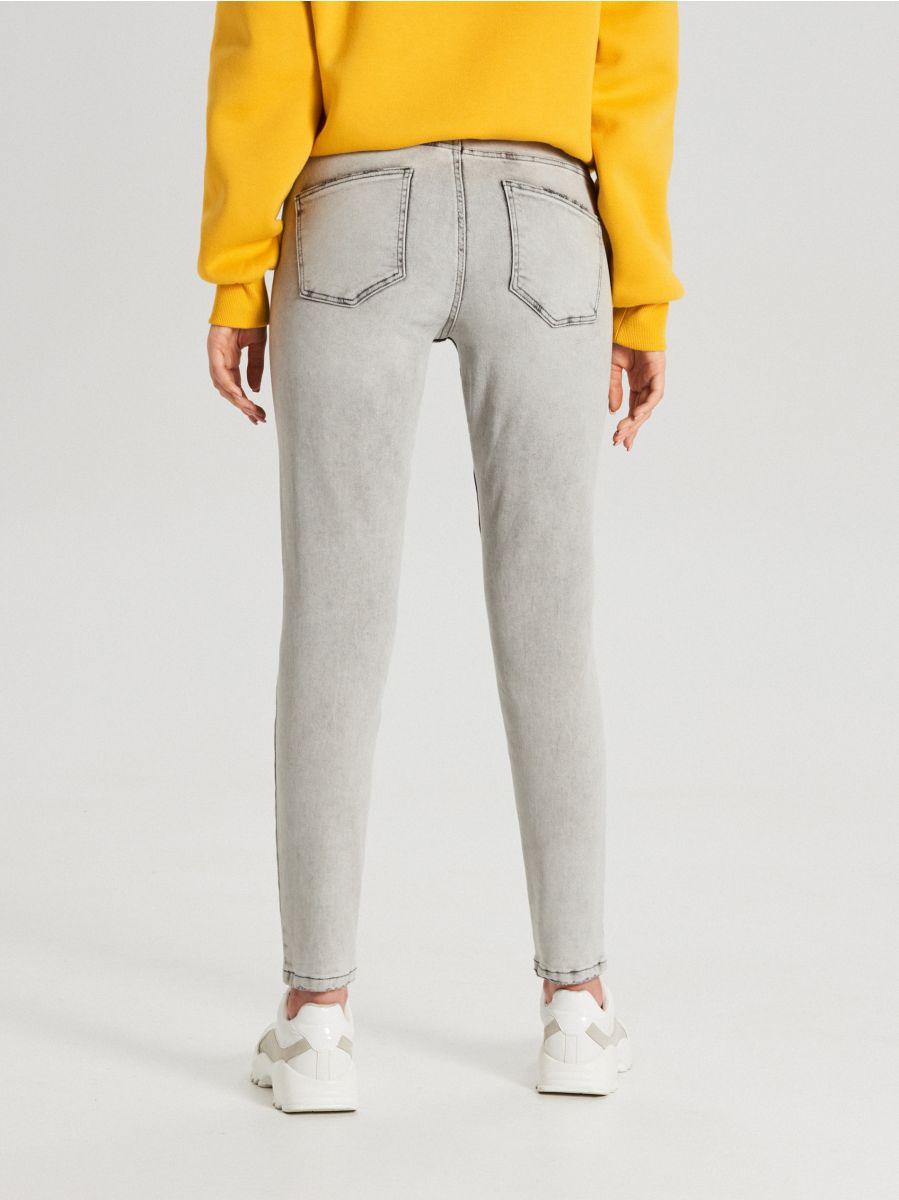 Джинсы comfort fit - светло-серый - WC910-09J - Cropp - 4