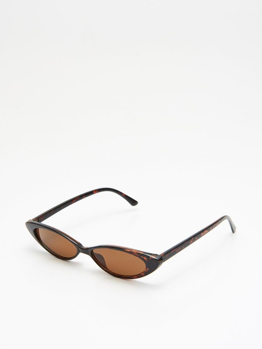 Солнцезащитные очки - коричневый - VU619-88X - Cropp - 2