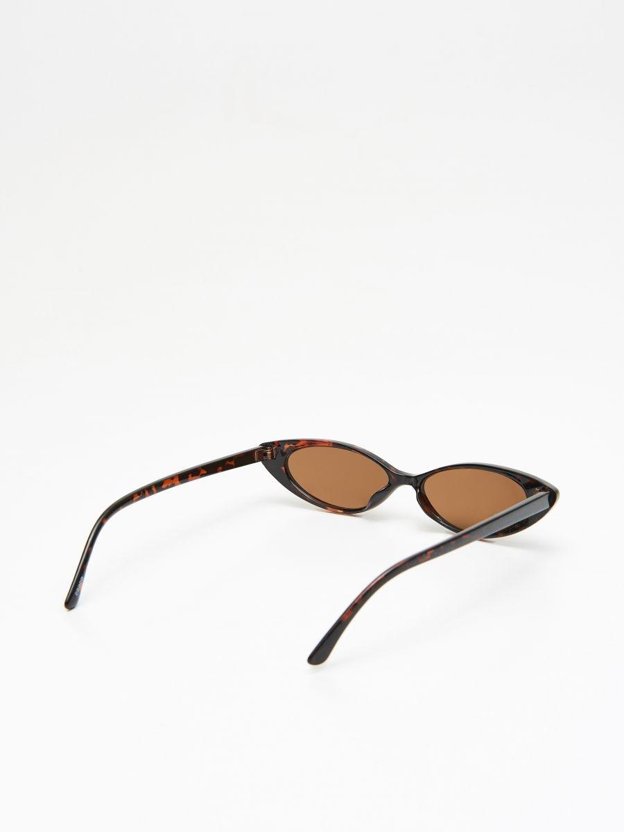 Солнцезащитные очки - коричневый - VU619-88X - Cropp - 3