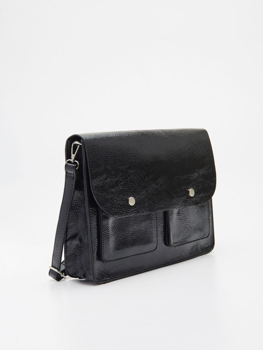 Сумка-портфель - черный - VY991-99X - Cropp - 2