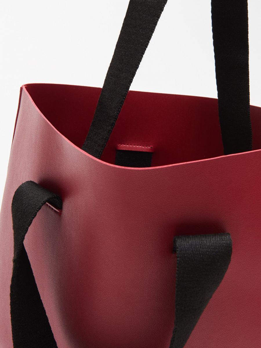 Сумка shopper - розовый - VY993-39X - Cropp - 4