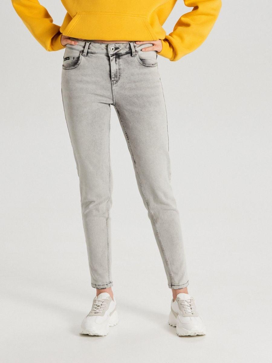 Джинсы comfort fit - светло-серый - WC910-09J - Cropp - 2