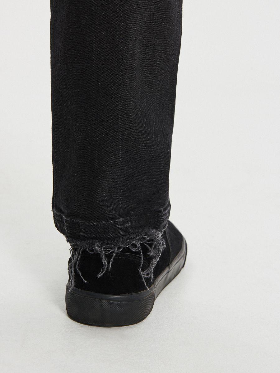 Джинсы comfort fit - черный - WP403-99J - Cropp - 4