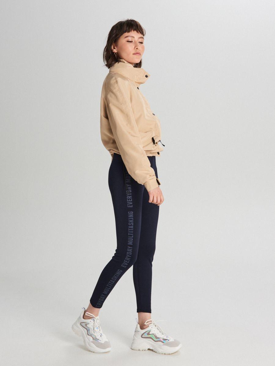 Куртка с капюшоном - бежевый - WS150-08X - Cropp - 3